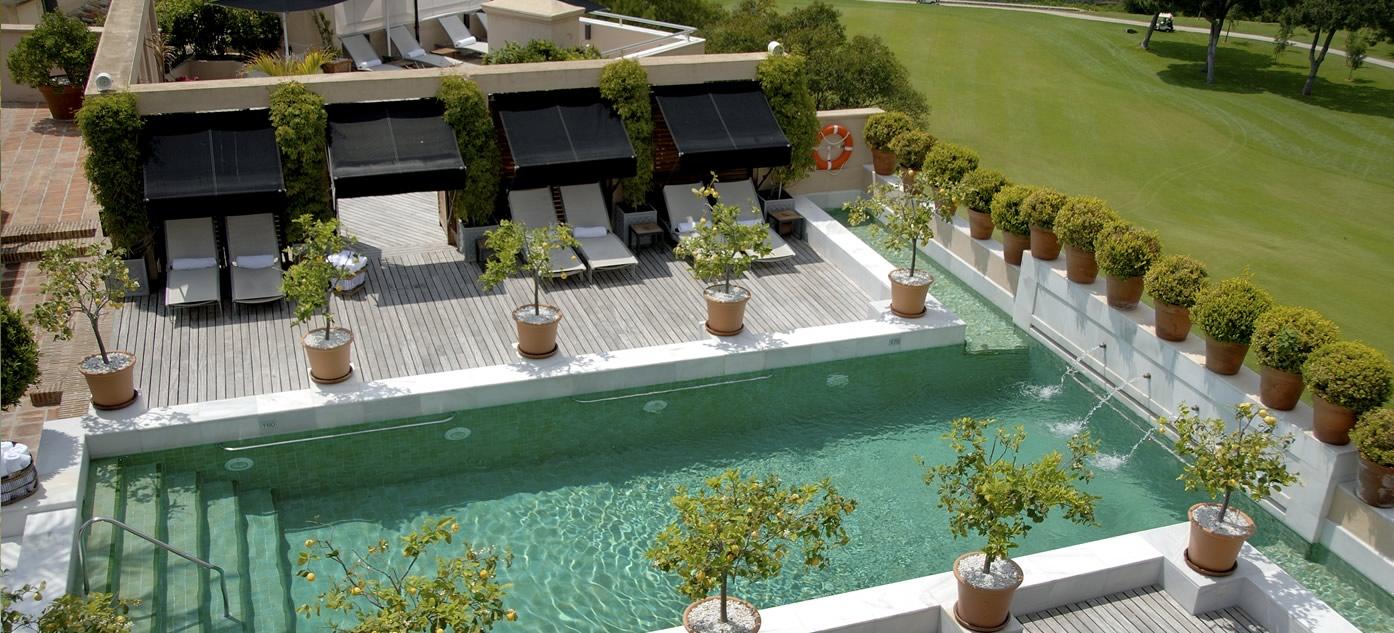 piscina rio real