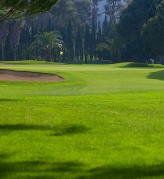 Hoyo 16 Rio Real Golf hotel Marbella