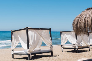 beaches on the Costa del Sol Marbella